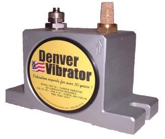 DOT Series Turbine Vibrator